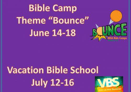 Camp - VBS